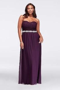 Plus Size Formal Dresses Ideas - náhled