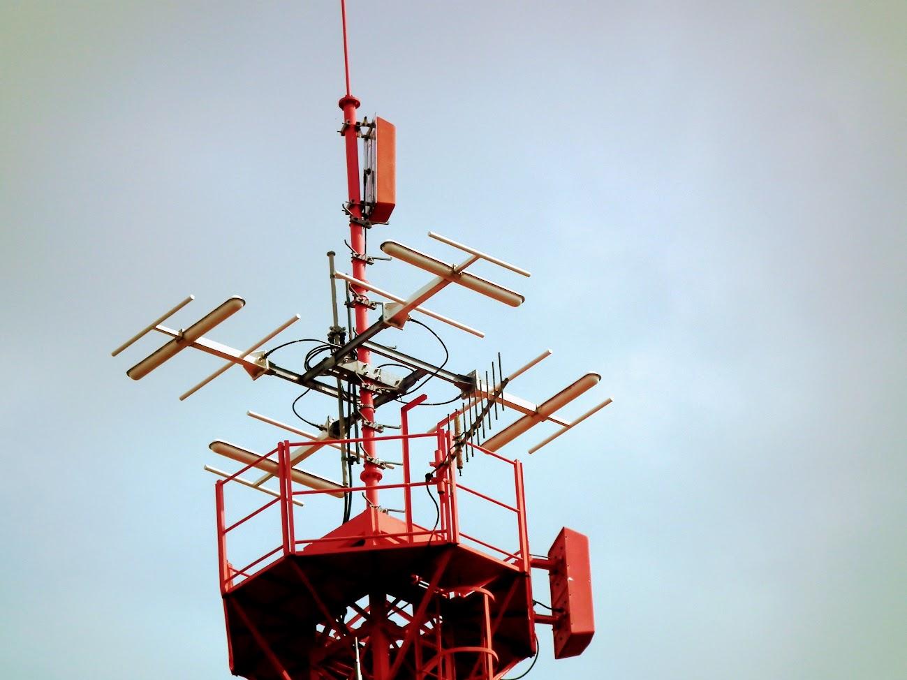 Battonya -  TV-URH reléadó állomás