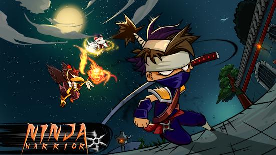 Ninja Warrior: Revenge_1