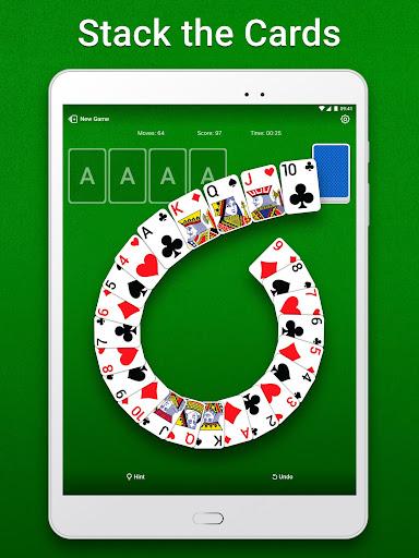 Solitaire u2013 Classic Klondike Card Game 1.1.0 screenshots 9