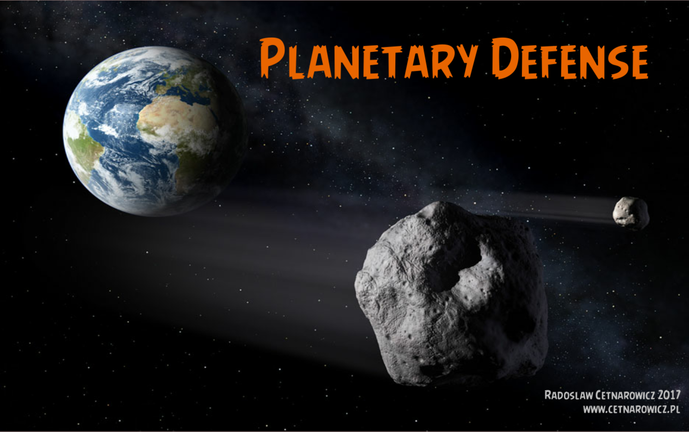 Planetary Defense- screenshot