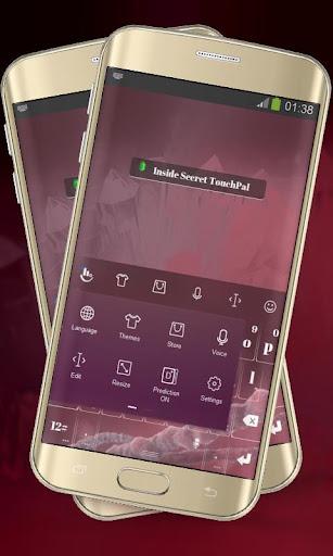 免費下載個人化APP|秘密の内部 TouchPal app開箱文|APP開箱王