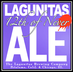 Lagunitas 12th of Never Ale