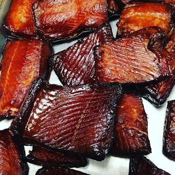 Dry Brine For Smoking Salmon Recipe