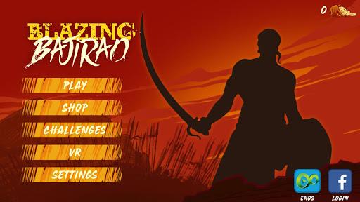 Blazing Bajirao: The Game screenshot 1