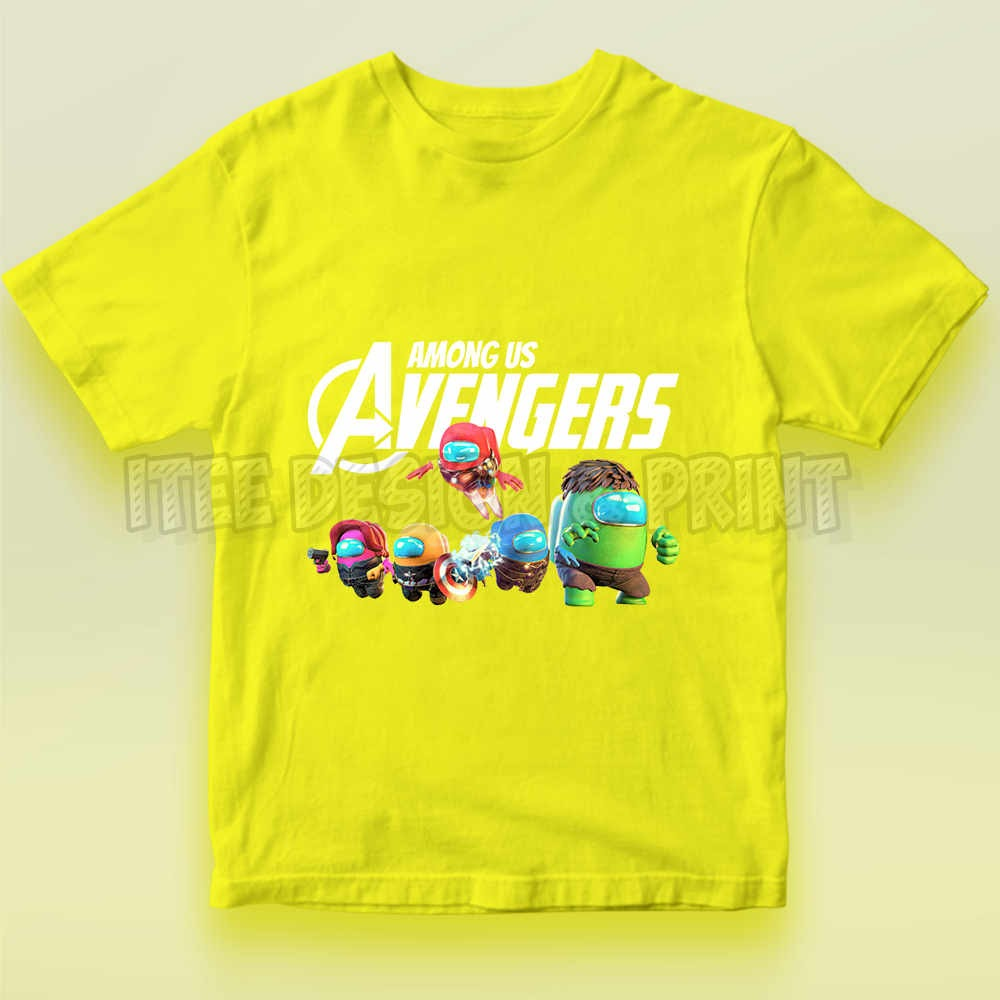 Among Us Avengers Impostor 15