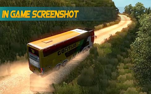 Bus Simulator : Bus Hill Driving game 2