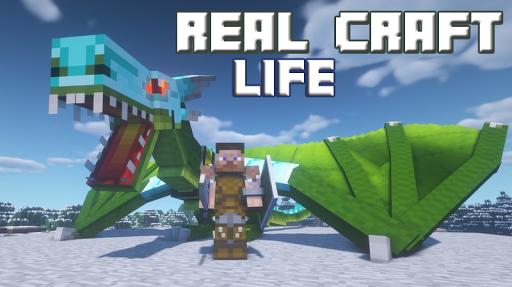 Real Life Craft Mod screenshot 1