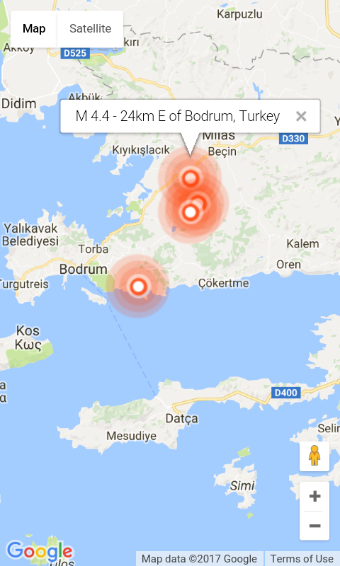 Earthquake map worldwide android apps on google play earthquake map worldwide screenshot gumiabroncs Images