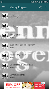 Download Full Kenny Rogers songs 1.0 APK