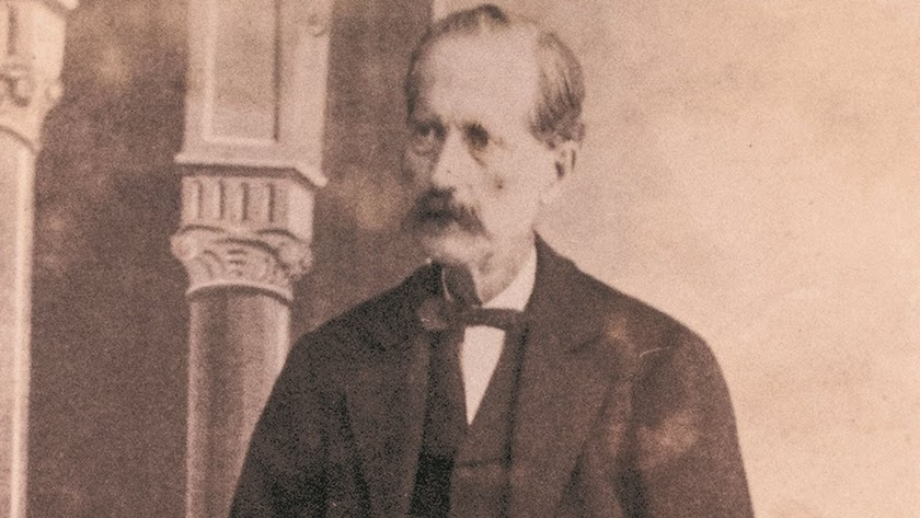 Antonio de Torres nació en La Cañada en 1817.