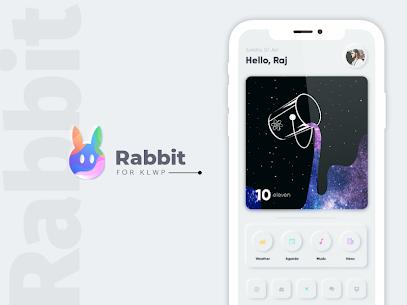 Rabbit KLWP Presets Paid 2.0 Latest Mod APK Free Download 5