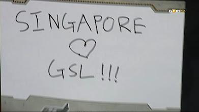 Photo: 싱가포르는 GSL을 사랑해!