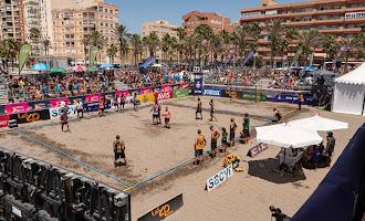 Torneo Arena 1000 de balonmano playa