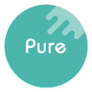 Pure – Icon Pack ( Flat Design )