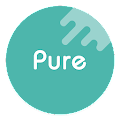 Pure - Icon Pack ( Flat Design ) APK