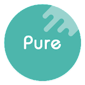 Pure - Icon Pack ( Flat Design )