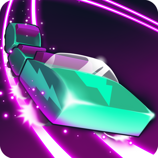 Rollercoaster Dash - Rush and Jump the Train Icon