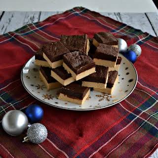 Caramel and Chocolate Fudge.
