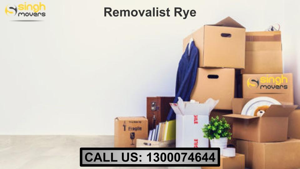 Removalist Rye