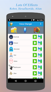 Best Voice Changer - Free Screenshot