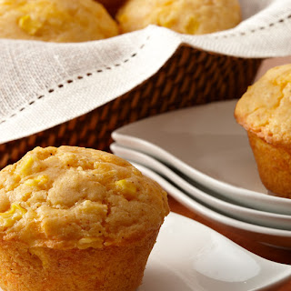 Creole Cheddar Cheese Corn Muffins