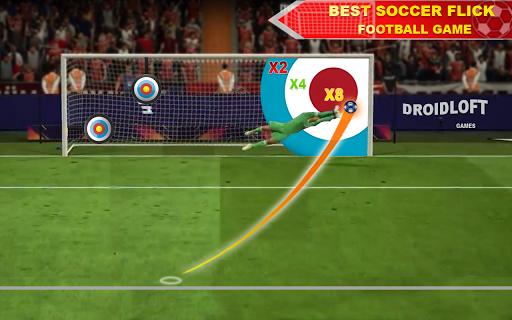 Soccer Football Strike Worldcup Champion League 9.0 screenshots 8