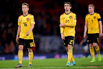 Benito Raman kijkt Belgische tegenstander in de ogen op oefenstage
