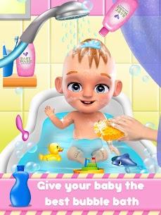 Sweet Newborn Baby Girl : Daycare & Babysitting Fun 9
