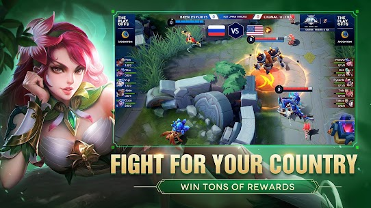Mobile Legends: Bang Bang MOD APK (Unlimited Diamonds) 5