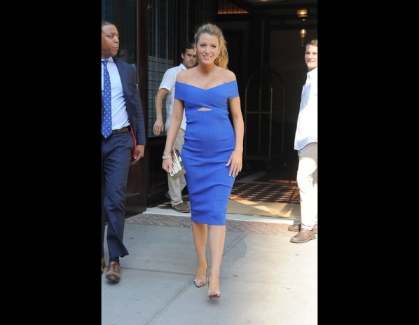 Blake Lively pregnancy pictures
