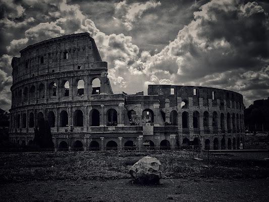 Colosseo  di PasqualeDeBellis