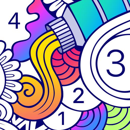 BATIQ Color: Libro da colorare per adulti