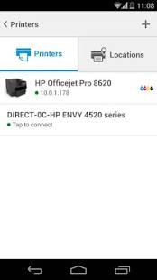 HP ePrint- screenshot thumbnail