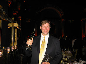 Photo: Shawn Collins at LinkShare Golden Links Awards.