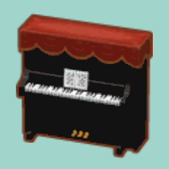 ピアノ 森 グランド あつ