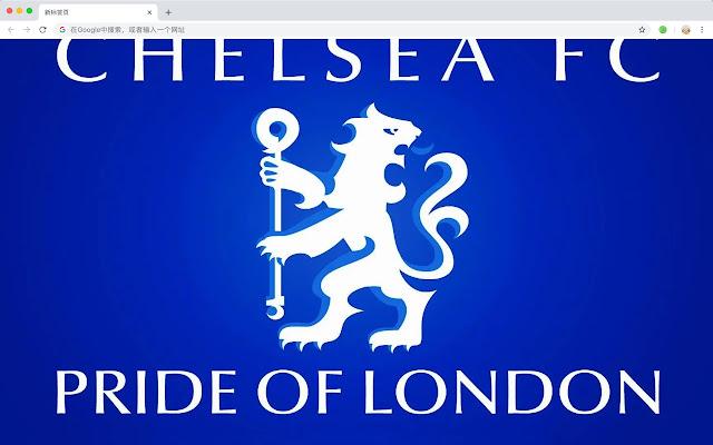 Chelsea FC Wallpaper HD New Tab Themes