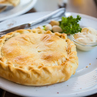 Chicken Pot Pie, Lancaster, Pennsylvania, Dutch Style
