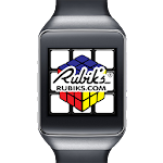 Rubik's Cube for Android Wear Icon