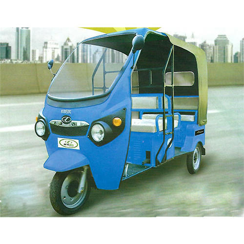 Kinetic green electric auto