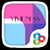 Vividness GO Launcher Theme