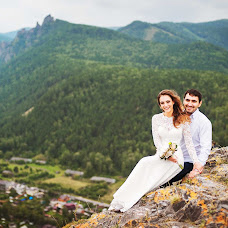 Wedding photographer Anastasiya Rusaleva (Anastasia). Photo of 09.02.2018