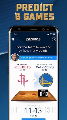 FOX Sports Super 6 screenshots 3