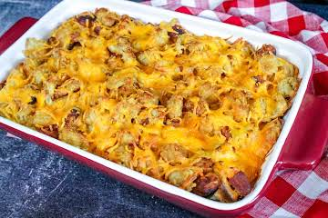 Rise and Shine Breakfast Casserole