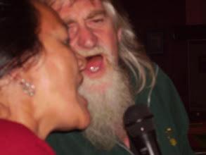 Photo: karaoke stars