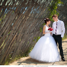 Wedding photographer Pavel Pomerancev (PPStudio). Photo of 09.07.2013