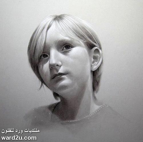 واقعية تفوق الديجيتال فى لوحات الفنانة Mary Jane Ansell