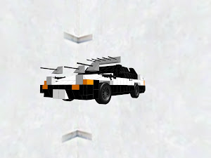 Sport Car Panda
