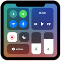 Control Center iOS 11 - Phone X Control Panel