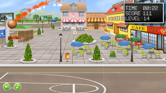 Basketball Free Throws- screenshot thumbnail